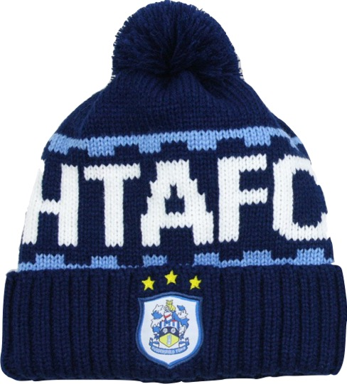 Adult HTAFC Bobble Hat
