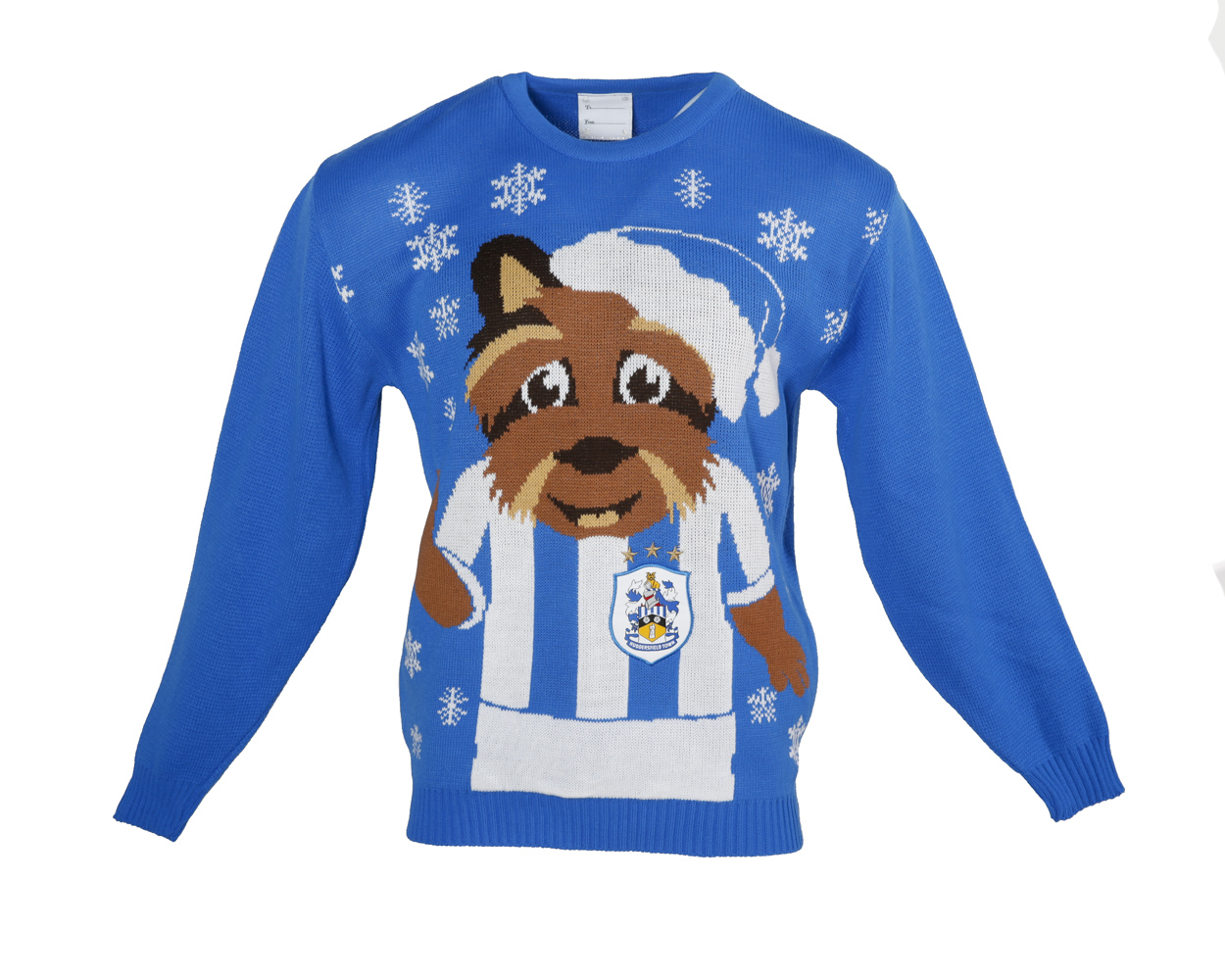 Christmas Terry The Terrier Jumper