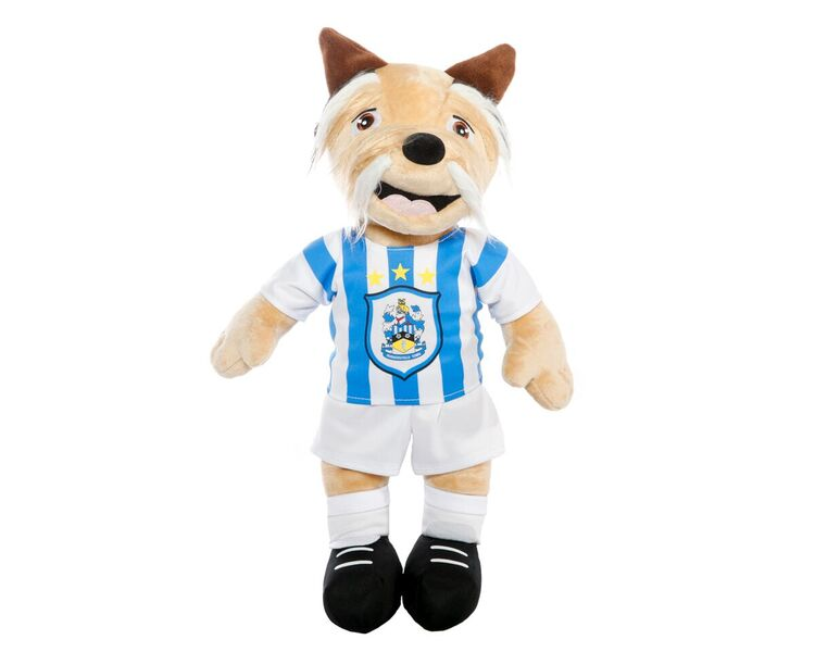 Large Terry The Terrier Soft Toy